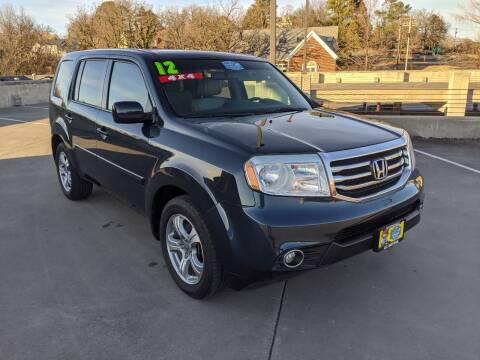 2012 Honda Pilot for sale at QC Motors in Fayetteville AR