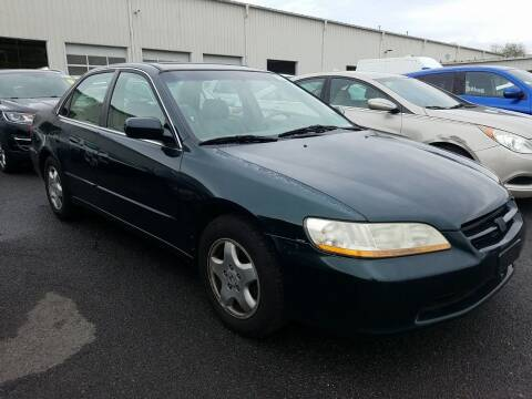 1998 Honda Accord for sale at MOUNT EDEN MOTORS INC in Bronx NY