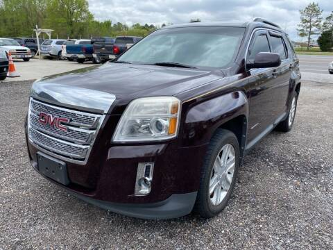 2011 GMC Terrain for sale at Complete Auto Credit in Moyock NC