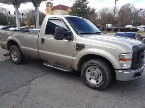 2008 Ford F-250 Super Duty for sale at Auto Smart Charlotte in Charlotte NC