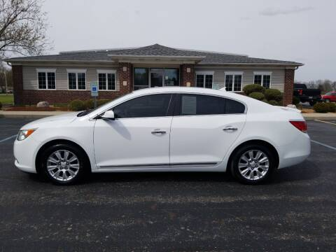 2013 Buick LaCrosse for sale at Pierce Automotive, Inc. in Antwerp OH