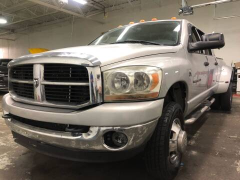 2006 Dodge Ram Pickup 3500 for sale at Paley Auto Group in Columbus OH