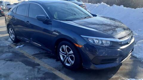 2016 Honda Civic for sale at Automay Car Sales in Oklahoma City OK