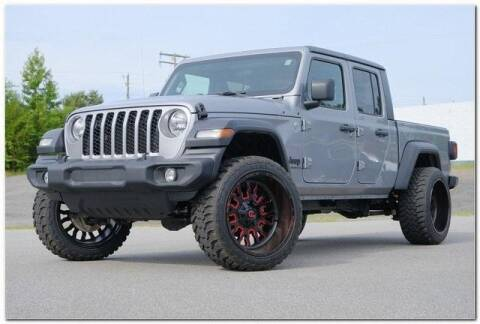 2020 Jeep Gladiator for sale at WHITE MOTORS INC in Roanoke Rapids NC
