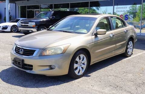 2008 Honda Accord for sale at Carz Unlimited in Richmond VA