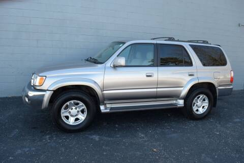 2002 Toyota 4Runner for sale at Precision Imports in Springdale AR