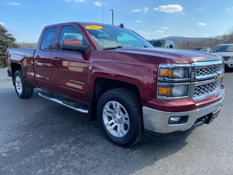 2015 Chevrolet Silverado 1500 for sale at Pine Grove Auto Sales LLC in Russell PA
