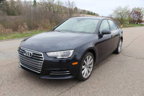 2017 Audi A4 for sale at Imotobank in Walpole MA