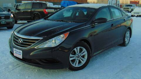 2014 Hyundai Sonata for sale at Dependable Used Cars in Anchorage AK