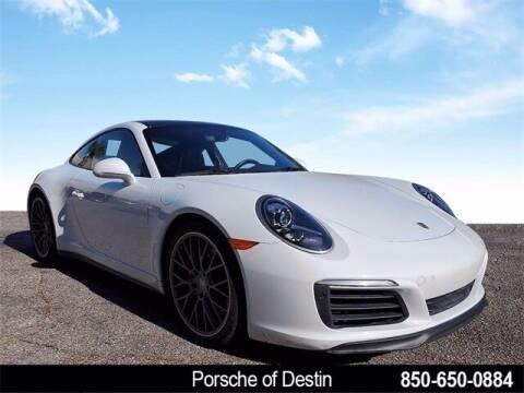 2018 Porsche 911 for sale at Gregg Orr Pre-Owned of Destin in Destin FL