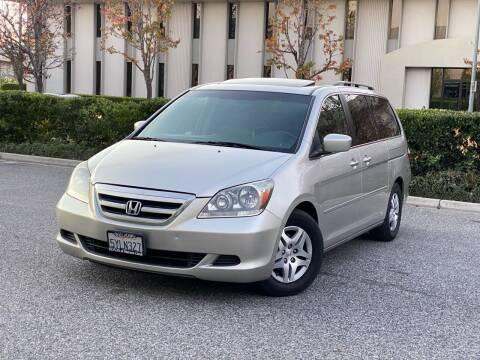 2007 Honda Odyssey for sale at Carfornia in San Jose CA