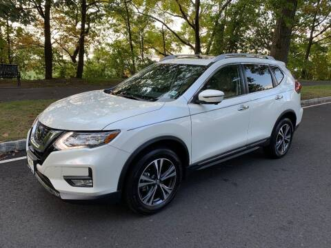 2018 Nissan Rogue for sale at Crazy Cars Auto Sale in Jersey City NJ