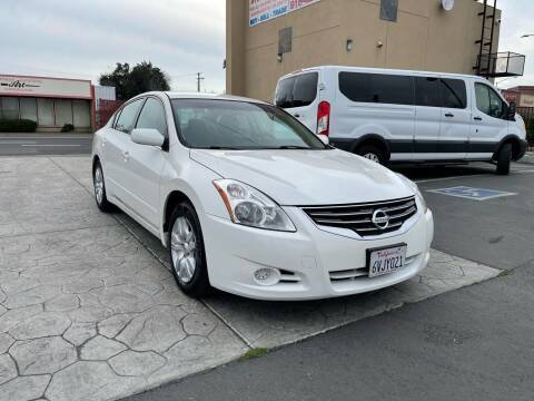 2012 Nissan Altima for sale at Exceptional Motors in Sacramento CA