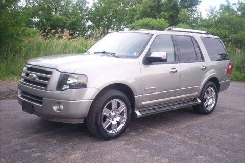 2008 Ford Expedition for sale at Action Auto Wholesale - 30521 Euclid Ave. in Willowick OH