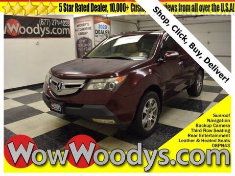 2008 Acura MDX for sale at WOODY'S AUTOMOTIVE GROUP in Chillicothe MO