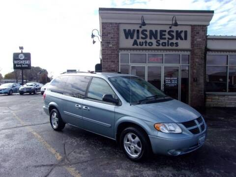 2006 Dodge Grand Caravan for sale at Wisneski Auto Sales, Inc. in Green Bay WI