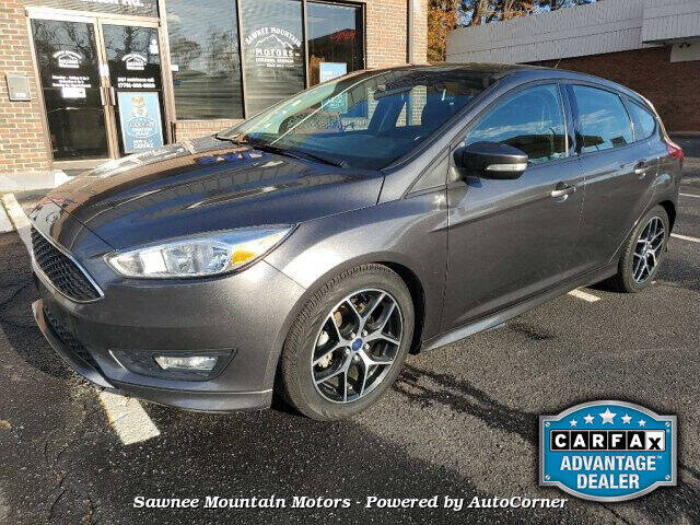 2015 Ford Focus for sale at Michael D Stout in Cumming GA