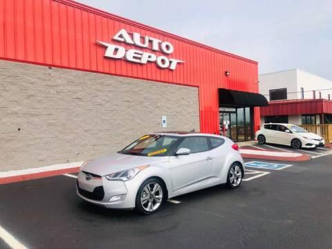 2016 Hyundai Veloster for sale at Auto Depot of Smyrna in Smyrna TN