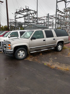 1999 Chevrolet Suburban for sale at Salmon Automotive Inc. in Tracy MN