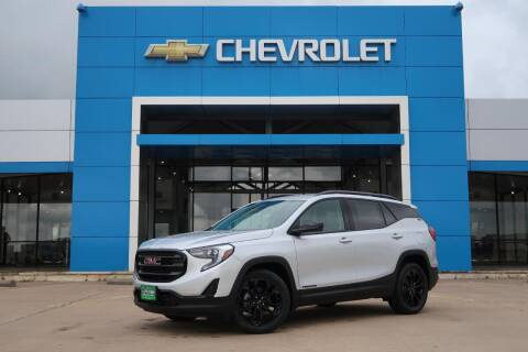 2021 GMC Terrain for sale at Lipscomb Auto Center in Bowie TX