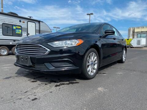 2017 Ford Fusion for sale at Right Price Auto in Idaho Falls ID