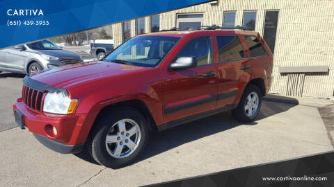2005 Jeep Grand Cherokee for sale at CARTIVA in Stillwater MN
