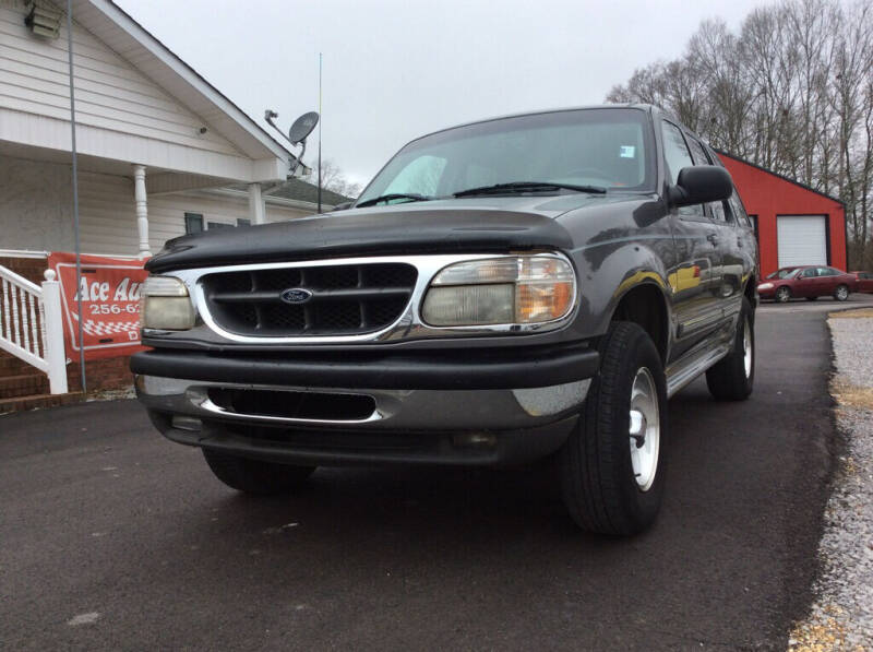 1998 Ford Explorer for sale at Ace Auto Sales - $1000 DOWN PAYMENTS in Fyffe AL