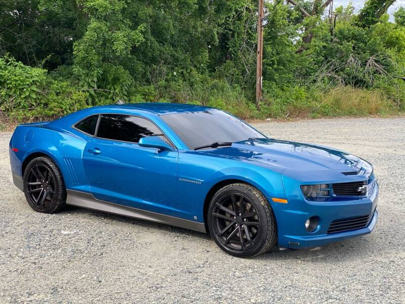 2010 Chevrolet Camaro for sale at Charlie's Used Cars in Thomasville NC