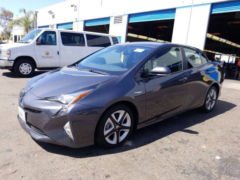 2017 Toyota Prius for sale at WESTCOAST AUTO MALL in Holiday FL