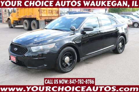2015 Ford Taurus for sale at Your Choice Autos - Waukegan in Waukegan IL