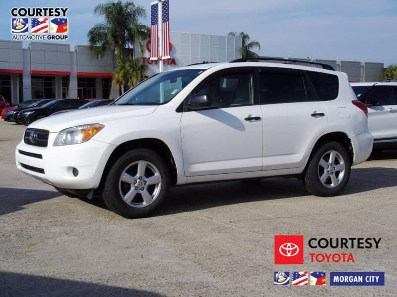 2007 Toyota RAV4 for sale at Courtesy Toyota & Ford in Morgan City LA
