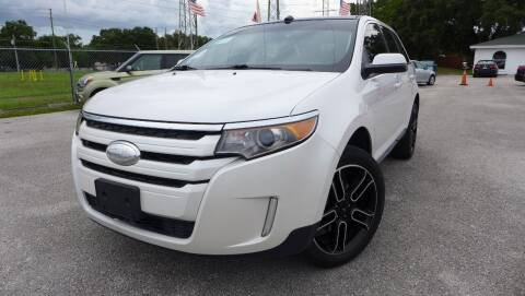 2013 Ford Edge for sale at Das Autohaus Quality Used Cars in Clearwater FL
