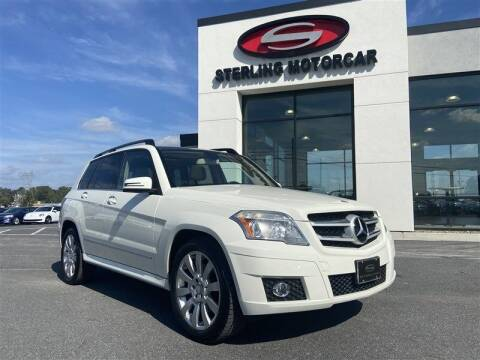 2012 Mercedes-Benz GLK for sale at Sterling Motorcar in Ephrata PA