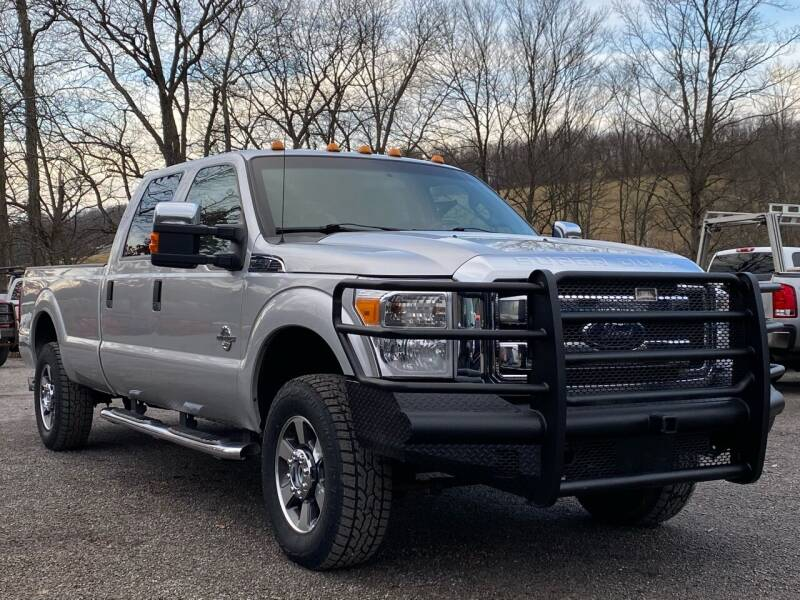 2013 Ford F-250 Super Duty for sale at Griffith Auto Sales in Home PA