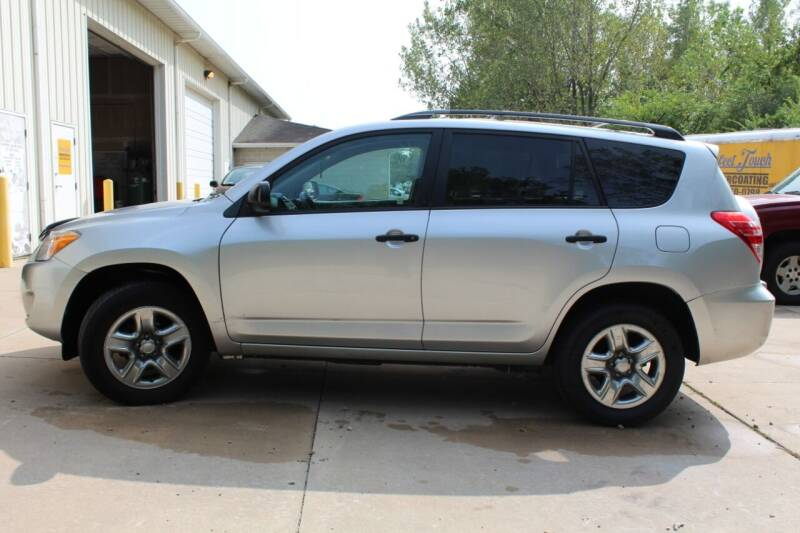 2012 Toyota RAV4 for sale at CHIPPERS LUXURY AUTO, INC in Shorewood IL
