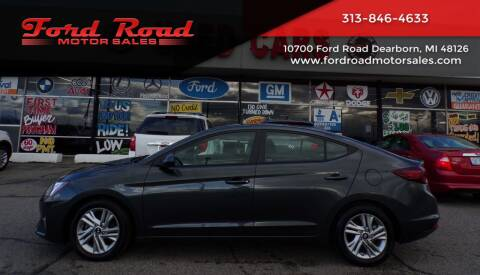 2020 Hyundai Elantra for sale at Ford Road Motor Sales in Dearborn MI