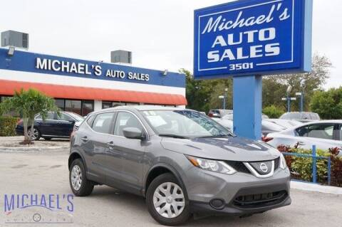2018 Nissan Rogue Sport for sale at Michael's Auto Sales Corp in Hollywood FL