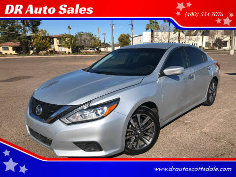 2017 Nissan Altima for sale at DR Auto Sales in Scottsdale AZ
