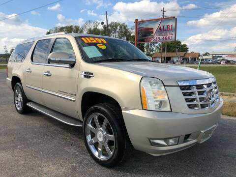 2007 Cadillac Escalade ESV for sale at Albi Auto Sales LLC in Louisville KY