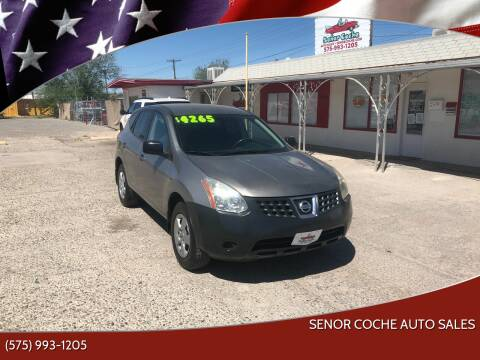 2009 Nissan Rogue for sale at Senor Coche Auto Sales in Las Cruces NM