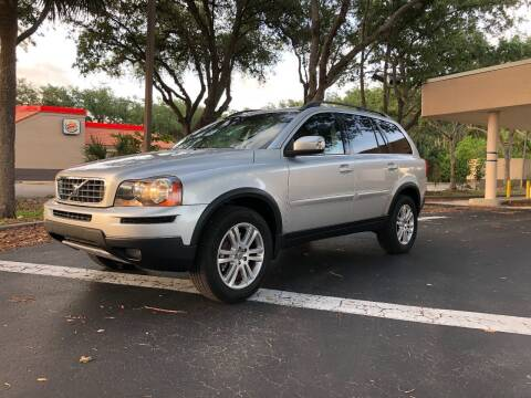 2009 Volvo XC90 for sale at Internet Motorcars LLC in Fort Myers FL