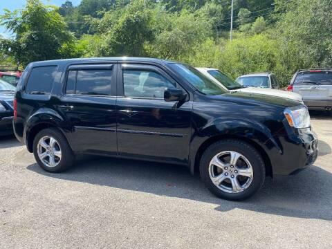 2012 Honda Pilot for sale at Showcase Motors in Pittsburgh PA