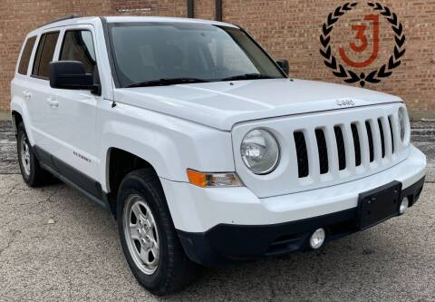 2011 Jeep Patriot for sale at 3 J Auto Sales Inc in Arlington Heights IL