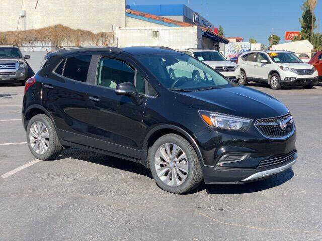 2018 Buick Encore for sale at Brown & Brown Wholesale in Mesa AZ