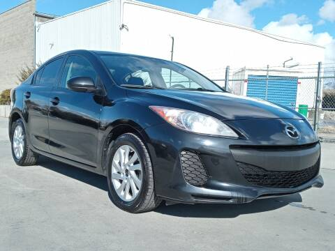 2013 Mazda MAZDA3 for sale at AUTOMOTIVE SOLUTIONS in Salt Lake City UT