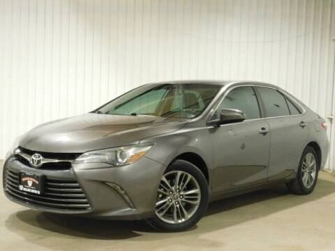2017 Toyota Camry for sale at Bulldog Motor Company in Borger TX