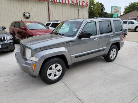 2012 Jeep Liberty for sale at De Anda Auto Sales in Storm Lake IA