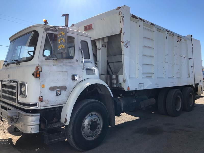 1986 International CARGO STAR for sale at Brand X Inc. in Mound House NV