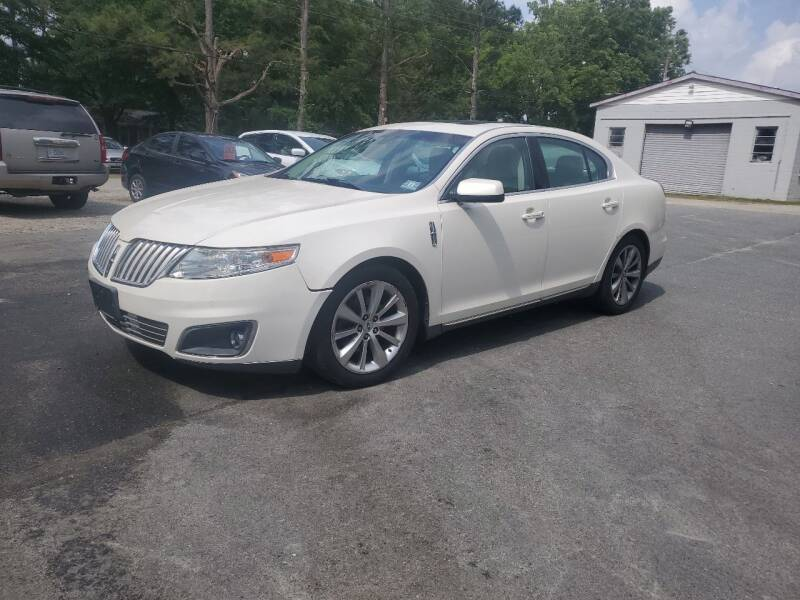 2009 Lincoln MKS for sale at Tri State Auto Brokers LLC in Fuquay Varina NC