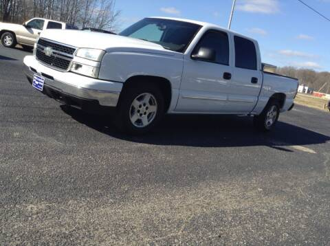 2006 Chevrolet Silverado 1500 for sale at Darryl's Trenton Auto Sales in Trenton TN